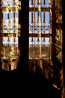 A typical North African window in Morocco  - p3313587 by Andrea Alborno