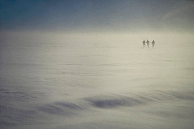 Schneesturm - p9792259 von Glasmacher