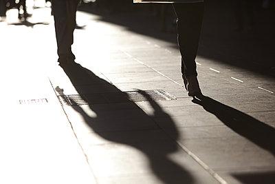 Schatten - p1217m1170495 von Andreas Koslowski