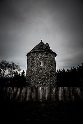Alte Windmühle - p248m1225347 von BY