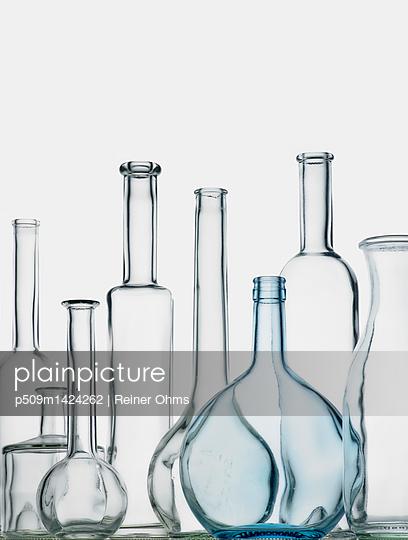 Empty Bottles - p509m1424262 by Reiner Ohms