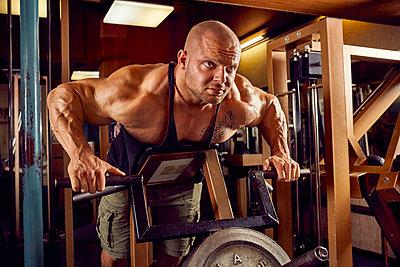 Bodybuilding - p1200m1159358 von Carsten Goerling