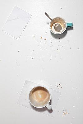 Kaffee zu zweit - p454m1091462 von Lubitz + Dorner