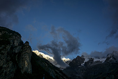 Aostatal - p741m2165682 von Christof Mattes