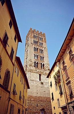 Turm von San Frediano - p382m1559156 von Anna Matzen