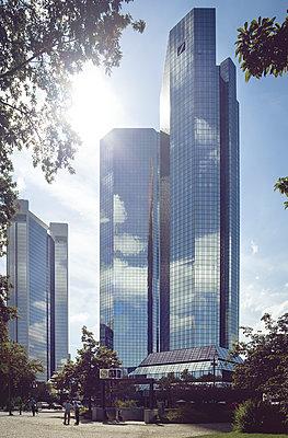 Frankfurt - p1222m1487881 von Jérome Gerull