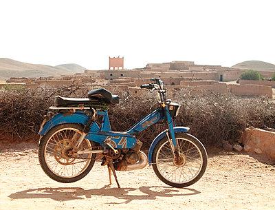 Wüstendorf in Marokko - p8870053 von Christian Kuhn