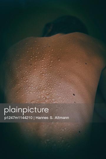 Rücken - p1247m1144210 von Hannes S. Altmann