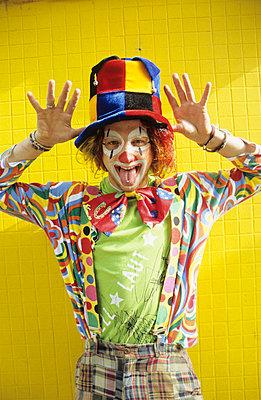 Clown  - p0450950 von Jasmin Sander