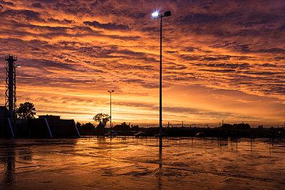 Sonnenuntergang - p1222m1026332 von Jérome Gerull