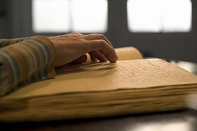 Braille - p2683146 von Christof Mattes