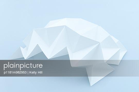 Origami - p1181m982953 von Kelly Hill