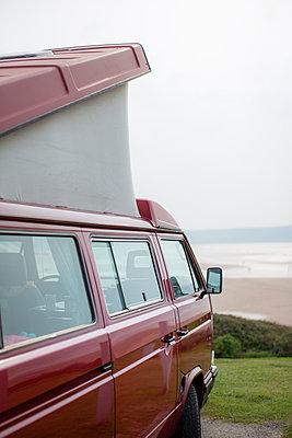 Volkswagen van - p1057m1069423 by Stephen Shepherd