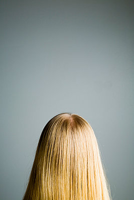 """""""Blond, long hair"""""" - p426m1151463 by Tuomas Marttila"