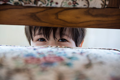 Hide and Seek - p535m1124482 by Michelle Gibson