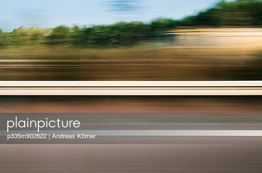 Blurred motion - p335m902822 by Andreas Körner