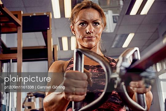 Bodybuilding - p1200m1161338 von Carsten Görling