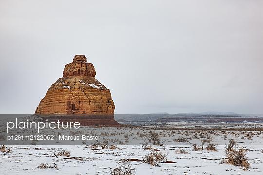 Church Rock - p1291m2122062 by Marcus Bastel