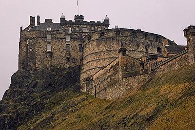 Edinburgh Castle - p1090m2044440 von Gavin Withey