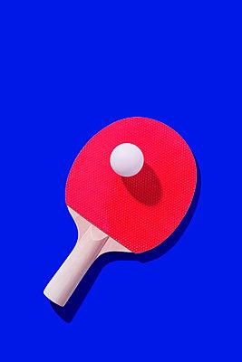Ping pong - p1149m1592057 by Yvonne Röder
