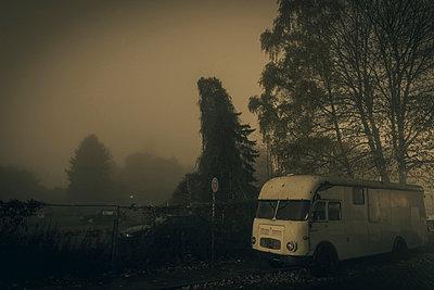 Nebelstimmung - p1222m1104832 von Jérome Gerull