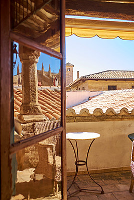 Roof terrace  in Palma de Majorca - p885m1424894 by Oliver Brenneisen