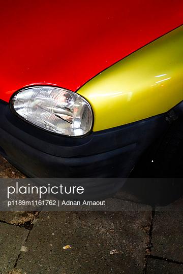 Auto bunt lackiert - p1189m1161762 von Adnan Arnaout