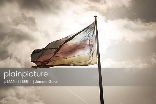 Deutschlandflagge - p1222m1169511 von Jérome Gerull