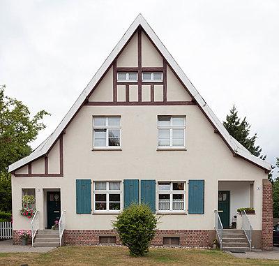 Haus in der Siedlung Teutoburgia IV - p105m882384 von André Schuster
