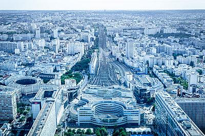 Gare Montparnasse - p1275m2141637 von cgimanufaktur