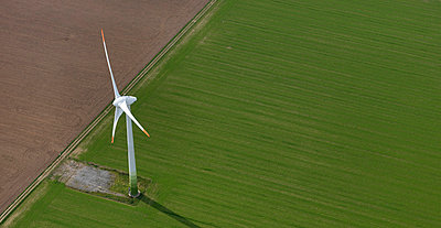 Wind power - p356m831823 by Stephan Zirwes