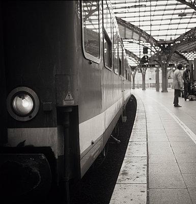 Train station - p7090016 by Axel Kohlhase