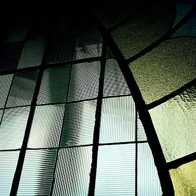 Glasbaustein - p949m757930 von Frauke Schumann