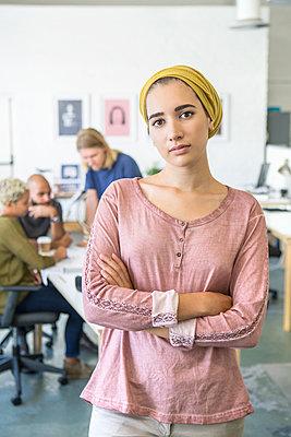 junge Leute Business/ Start up /Entwickler - p1156m1572874 von miep