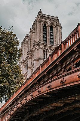 Notre Dame de Paris - p1594m2210118 by Françoise Chadelas