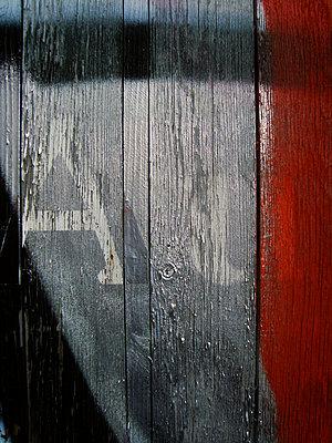 Buchstabe auf Holzbrett - p9790951 von Rettschlag