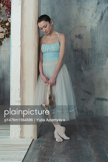 Ballerina - p1476m1564586 by Yulia Artemyeva