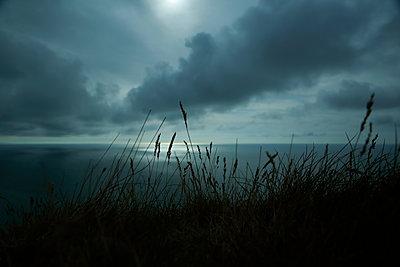 Abendstimmung an der Küste - p179m1467211 von Roland Schneider
