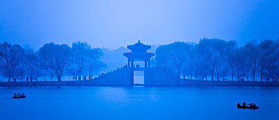 Kunming Lake At The Summer Palace (formerly Garden of Clear Ripples) - p871m873357 by Tim Graham