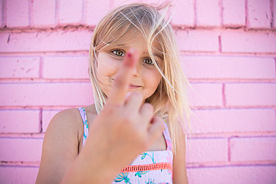 Bloody Finger - p1635m2237749 by Amanda Witt