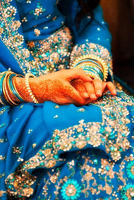 Pakistanische Braut - p7940219 von Mohamad Itani