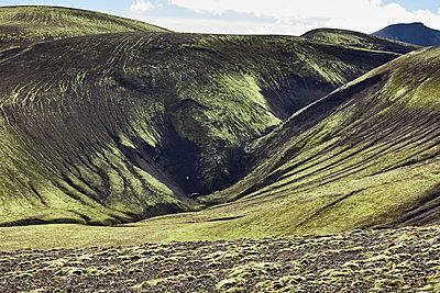 Landmannalaugar Nationalpark - p1305m1190658 von Hammerbacher