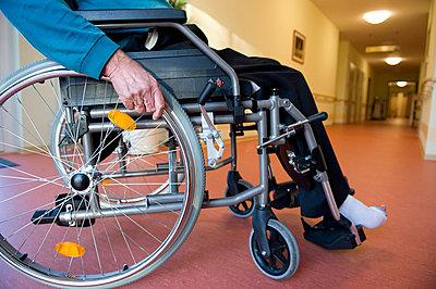 Elderly care - p6430157 by senior images