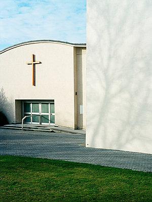 Evangelische Kirche - p1164m951971 von Uwe Schinkel