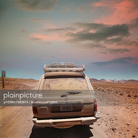 Durch die Siloli-Wüste - p1038m1582874 von BlueHouseProject