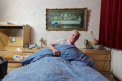 Mittagsschlaf - p265m1072701 von Oote Boe
