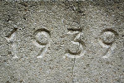 Jahreszahl - p3580136 von Frank Muckenheim
