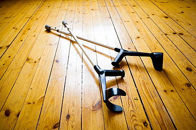 Crutches - p4130198 by Tuomas Marttila