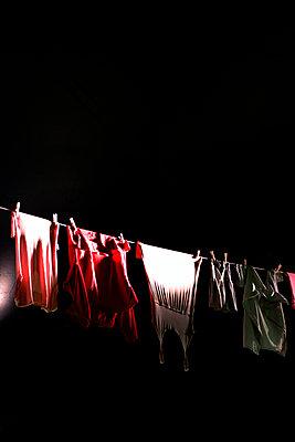 Clothes line - p876m1423575 by ganguin