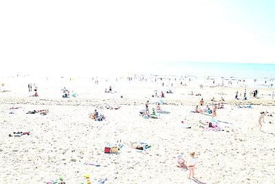 Jullouville Beach 2 - p1289m1525766 by Elisabeth Blanchet
